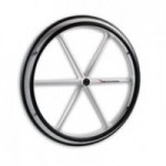 X-CORE® 6 Spoke Wheel
