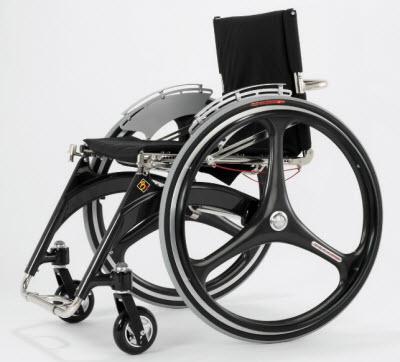 3 Spoke Wheels
