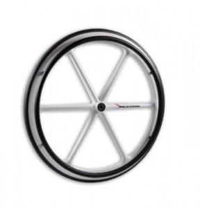 6 Spoke wheels