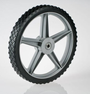 Custom Plastic Wheels