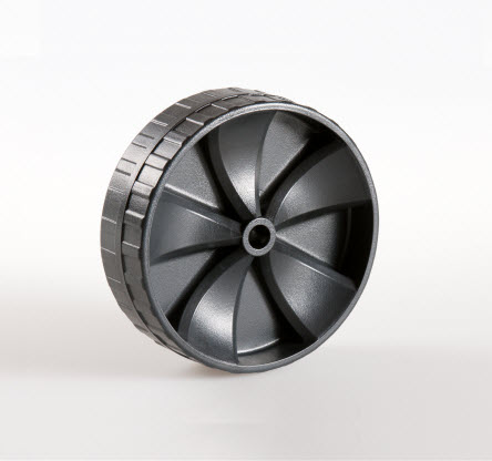 Plastic Injection Molded wheels
