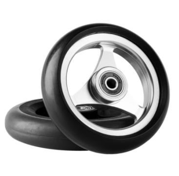 Custom Shox Caster Wheels