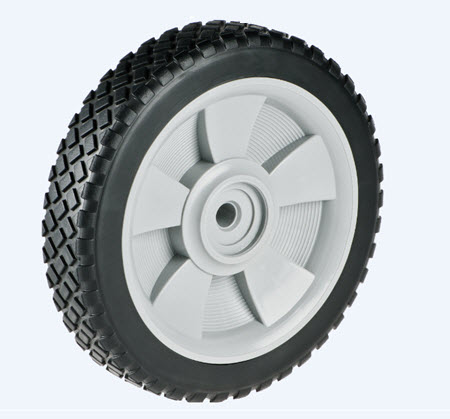 Solid Plastic tire