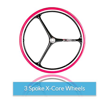 X Core Wheels 3