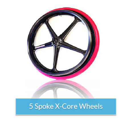 X Core Wheels 5