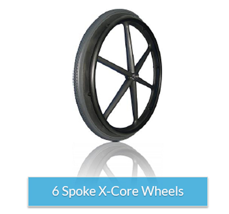 X Core Wheels 6