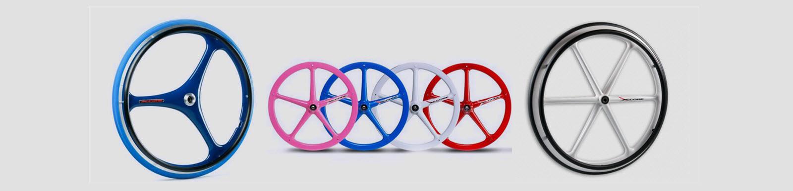 Xcore wheels