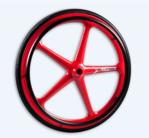 Custom 6 Spoke wheels