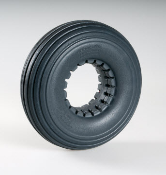 Custom Aeroflex PU tire