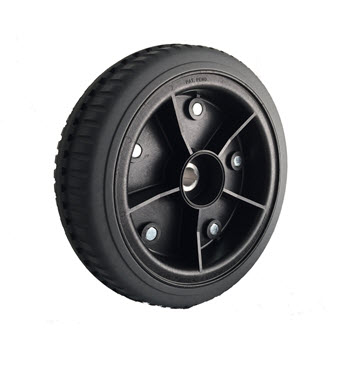 Bead lock tire
