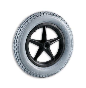 Foam Fills Tire