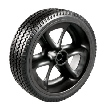 Lightweight Material Handling Wheels