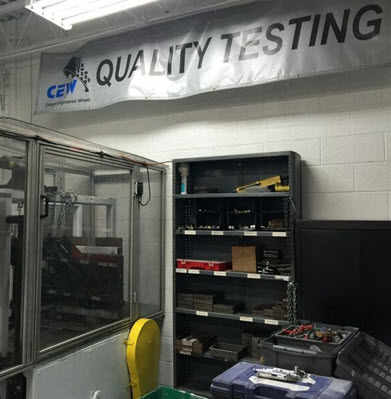 Testing Lab CloseIp - CEW Inc.