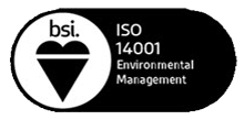 CEW Certified ISO 14001