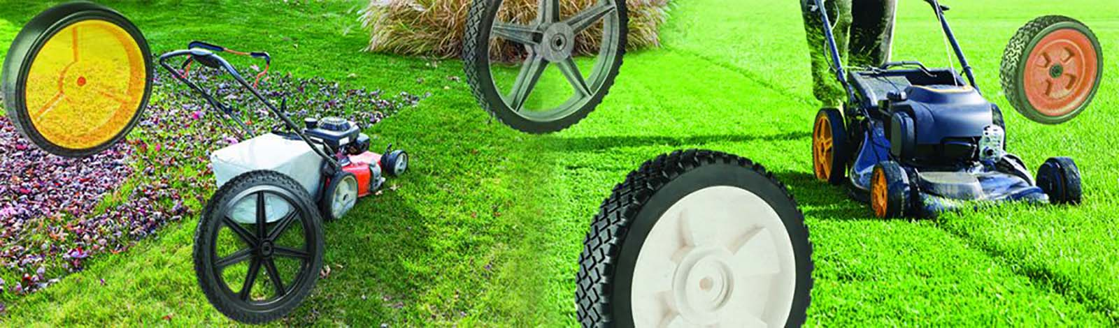 Wheels for Lawn and Garden and Outdoor Power Equipment